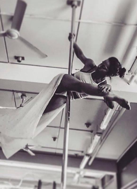 book poledancer