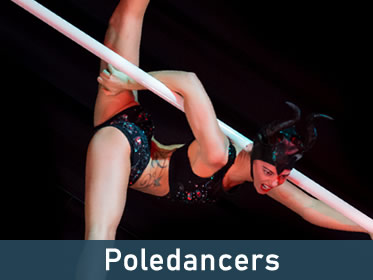 Book poledancers