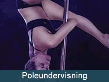 poledance undervisning